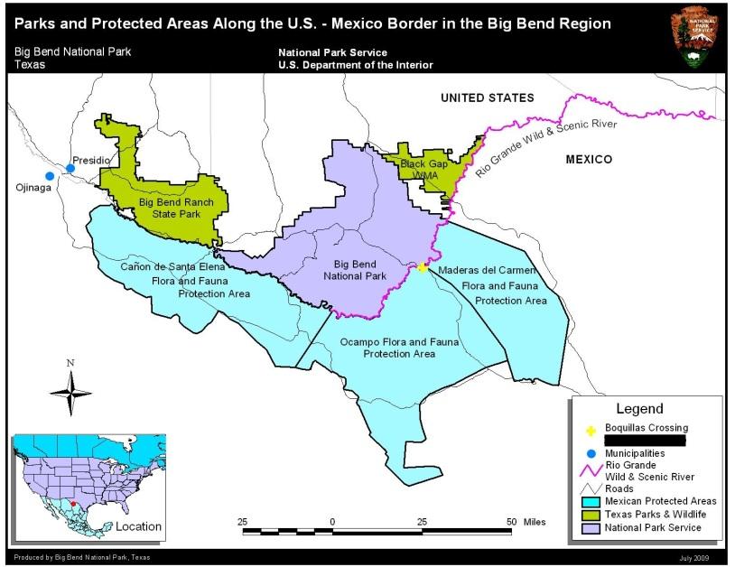 Map.BigBendInternationalPark